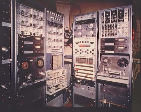 Un'immagine a colori del Groove.