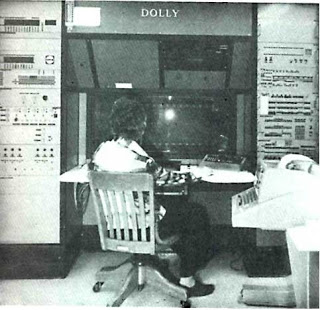 Il computer CSX-1, denominato anche Dolly.