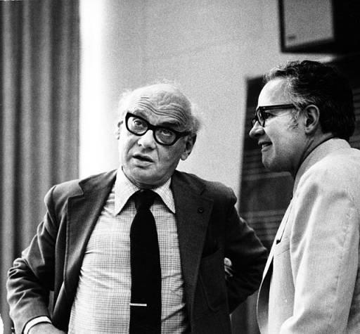 Lejaren Hiller e Milton Babbitt