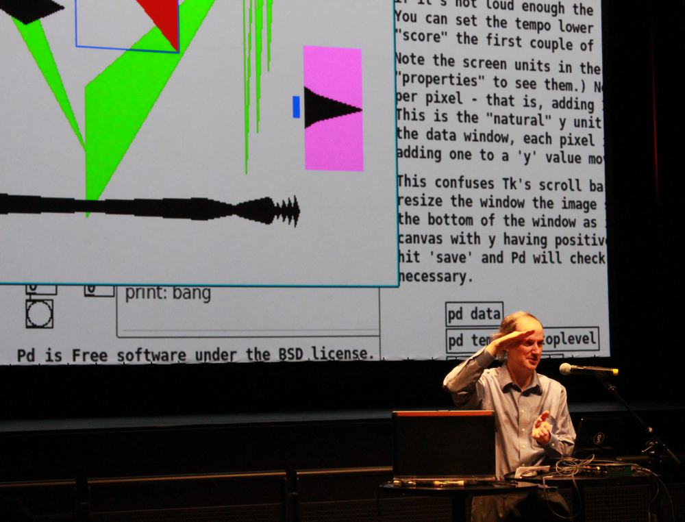 Miller-Puckette-Pure-data-presentation