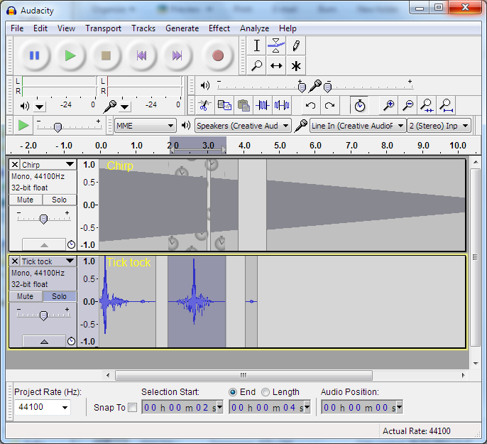 audacity-windows-version