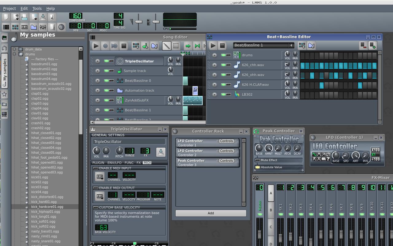 linux-multimedia-music-studio-screenshot-samples